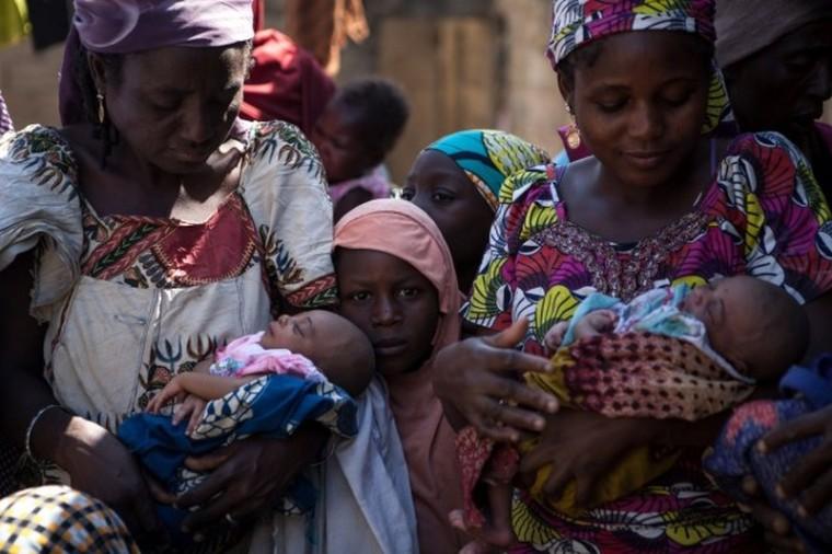 Nigeria_sort morbide de bébés et d'enfants en prison_enfants-mères_wp