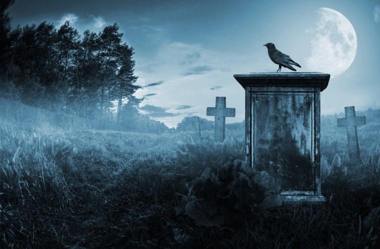 L'incinération est meilleure pour l'environnement que l'inhumation_cimetière-corbeau_wp