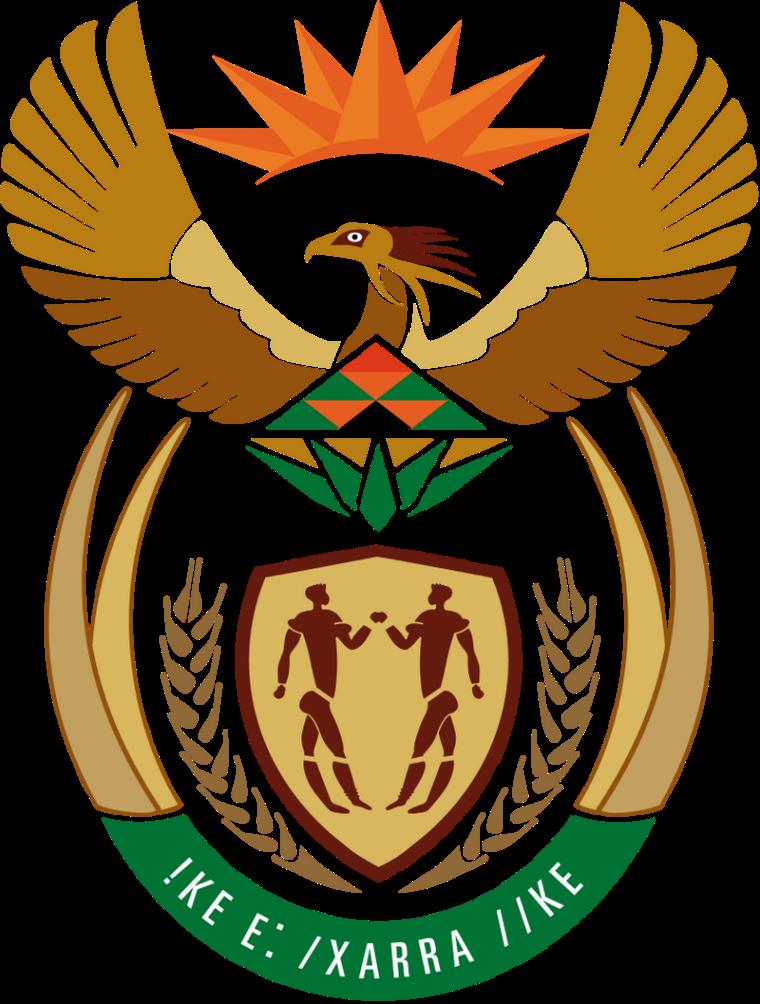 Afrique du Sud_où en est le rêve d'une nation arc-en-ciel_armoiries_wp