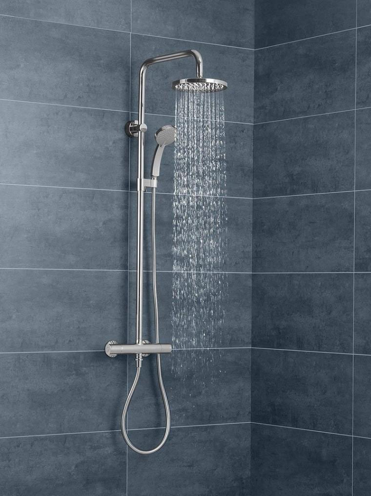 Prendre une douche froide quand il fait chaud est mauvais - Volume d eau pour une douche ...